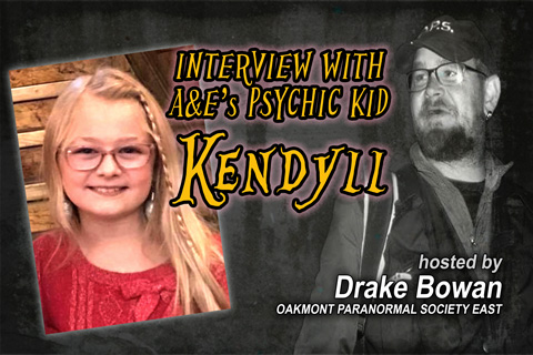 interview with Kendyll
