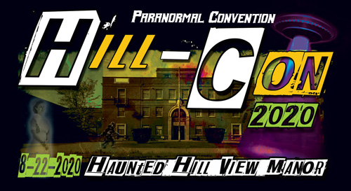 Hill-Con Paranormal Convention